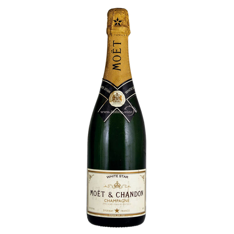 Moet & Chandon _ NV - White Star _ 750 ml. - Sparkling - www.finding.wine - Moet & Chandon
