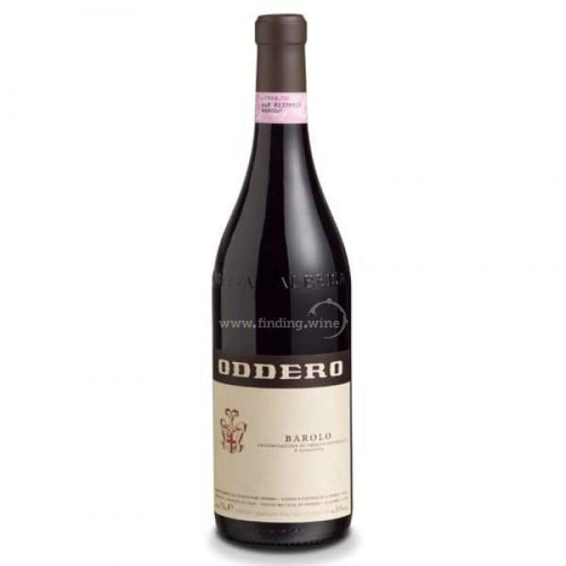 Oddero 2013 - Barolo Classico 750 ml. -  Red wine - Oddero - finding.wine - wine - top wine - rare wine
