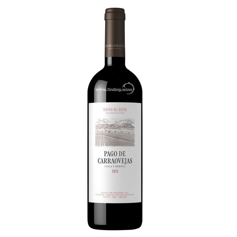 Pago Carraovejas _ 2015 - Pago Carraovejas _ 750 ml. - Red - www.finding.wine - Pago Carraovejas