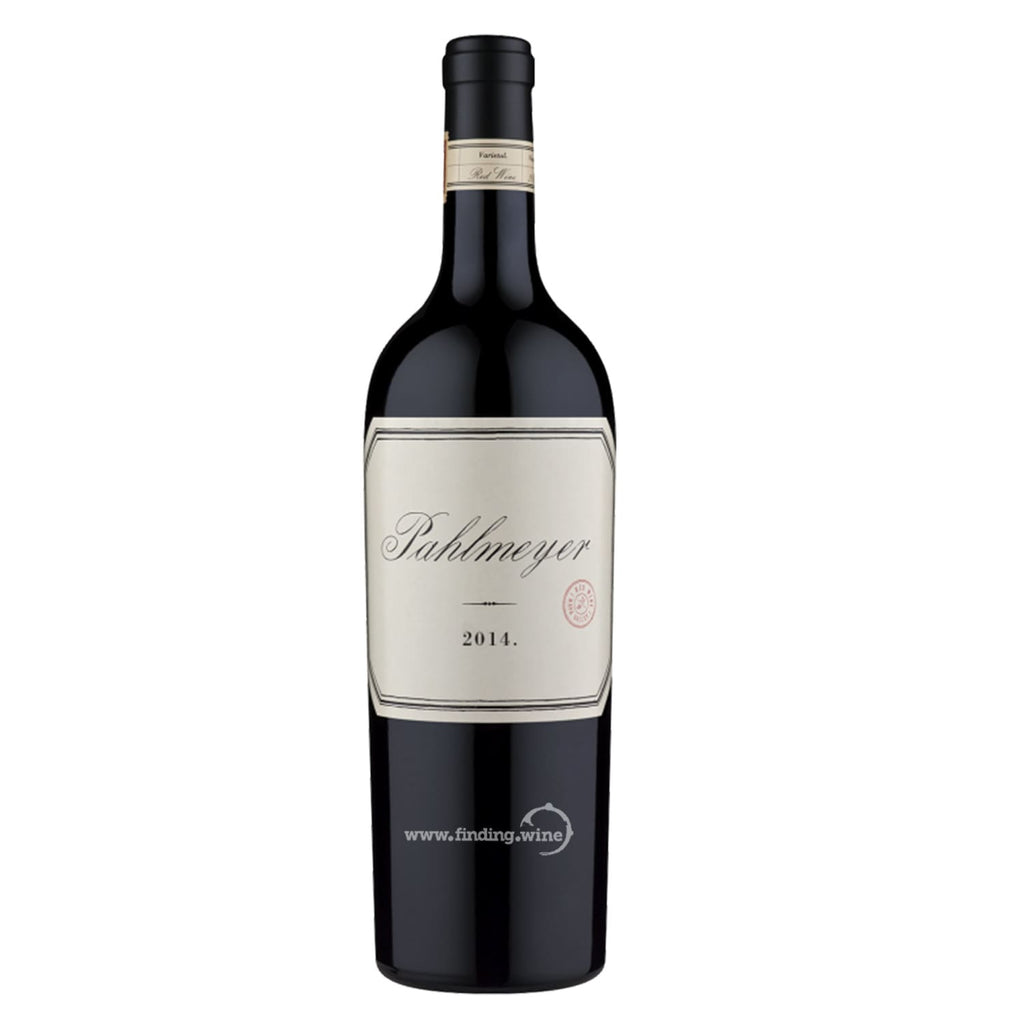 Pahlmeyer _ 2014 - Pahlmeyer _ 750 ml. - Red - www.finding.wine - Pahlmeyer