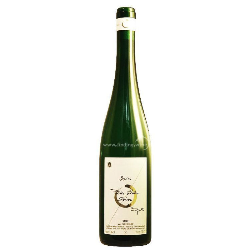 "Peter Lauer 2012 -Faß 15 ""Stirn"" 750 ml. 