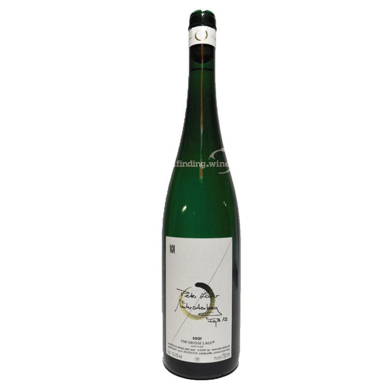 Peter Lauer _ 2012 -Unterstenbersch Faß 12 _ 750 ml. - White - www.finding.wine - Peter Lauer