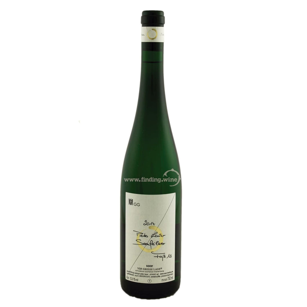 Peter Lauer _ 2014 - Fass 13 GG _ 750 ml. - White - www.finding.wine - Peter Lauer