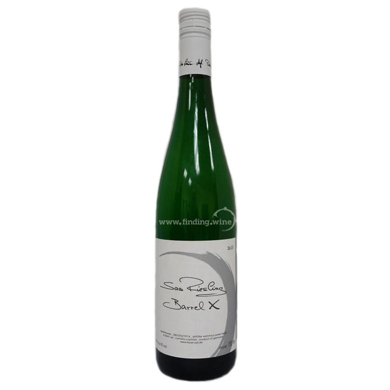 Peter Lauer _ 2016 -Barrel X _ 750 ml. - White - www.finding.wine - Peter Lauer