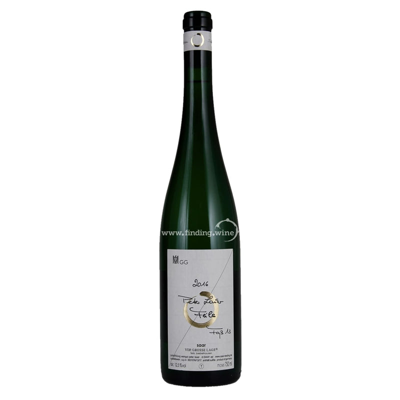 Peter Lauer _ 2016 - Feils Riesling Fass 13 GG #13 _ 750 ml. - White - www.finding.wine - Peter Lauer