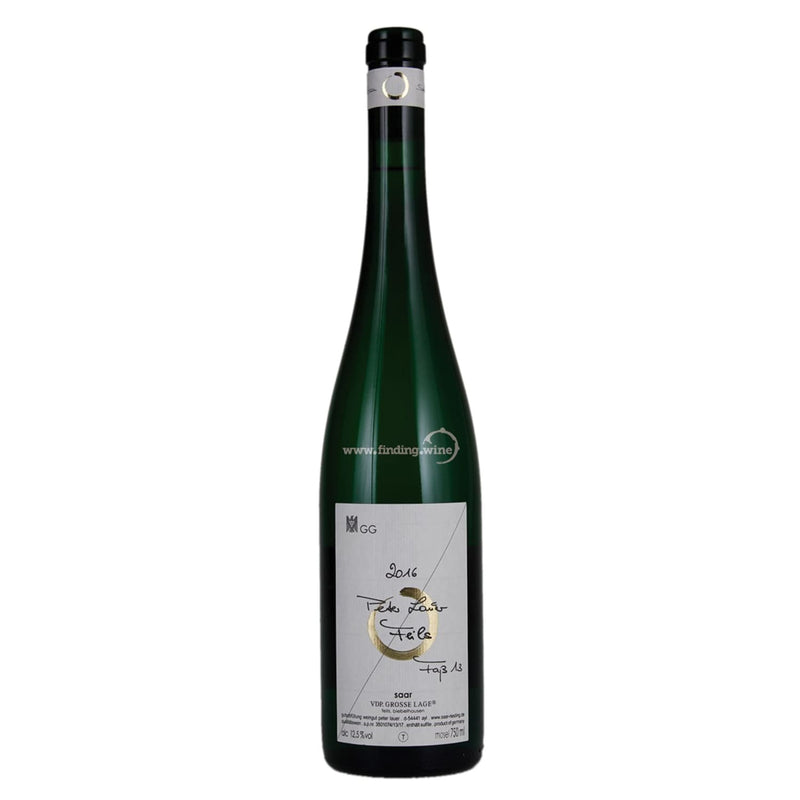 Peter Lauer _ 2016 - Saarfeils Riesling Fass 13 GG #13 _ 750 ml. - White - www.finding.wine - Peter Lauer
