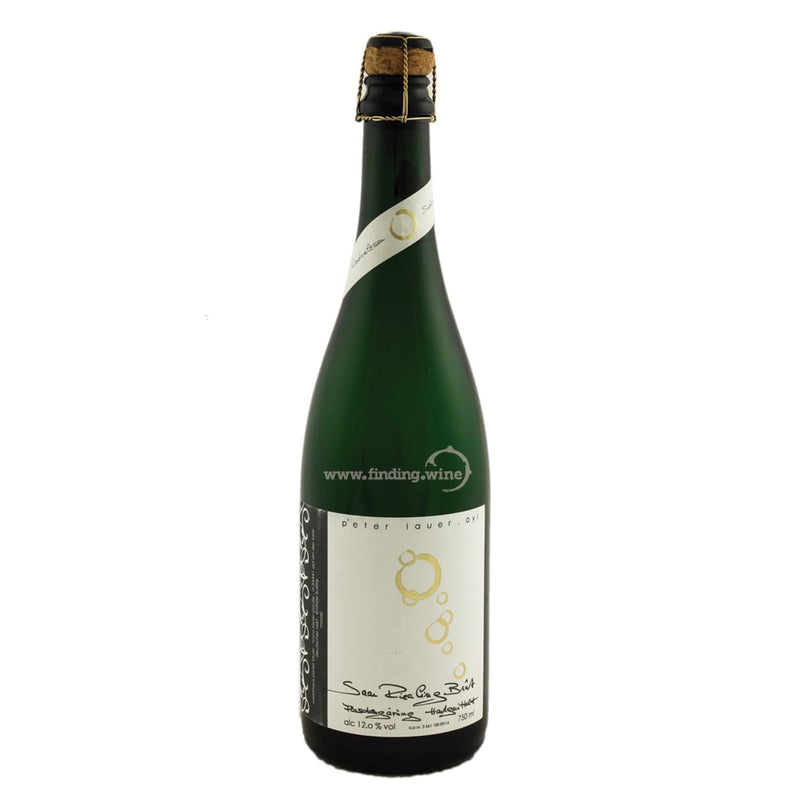 Peter Lauer _ NV - Riesling Brut #15 _ 750 ml. - Sparkling - www.finding.wine - Peter Lauer
