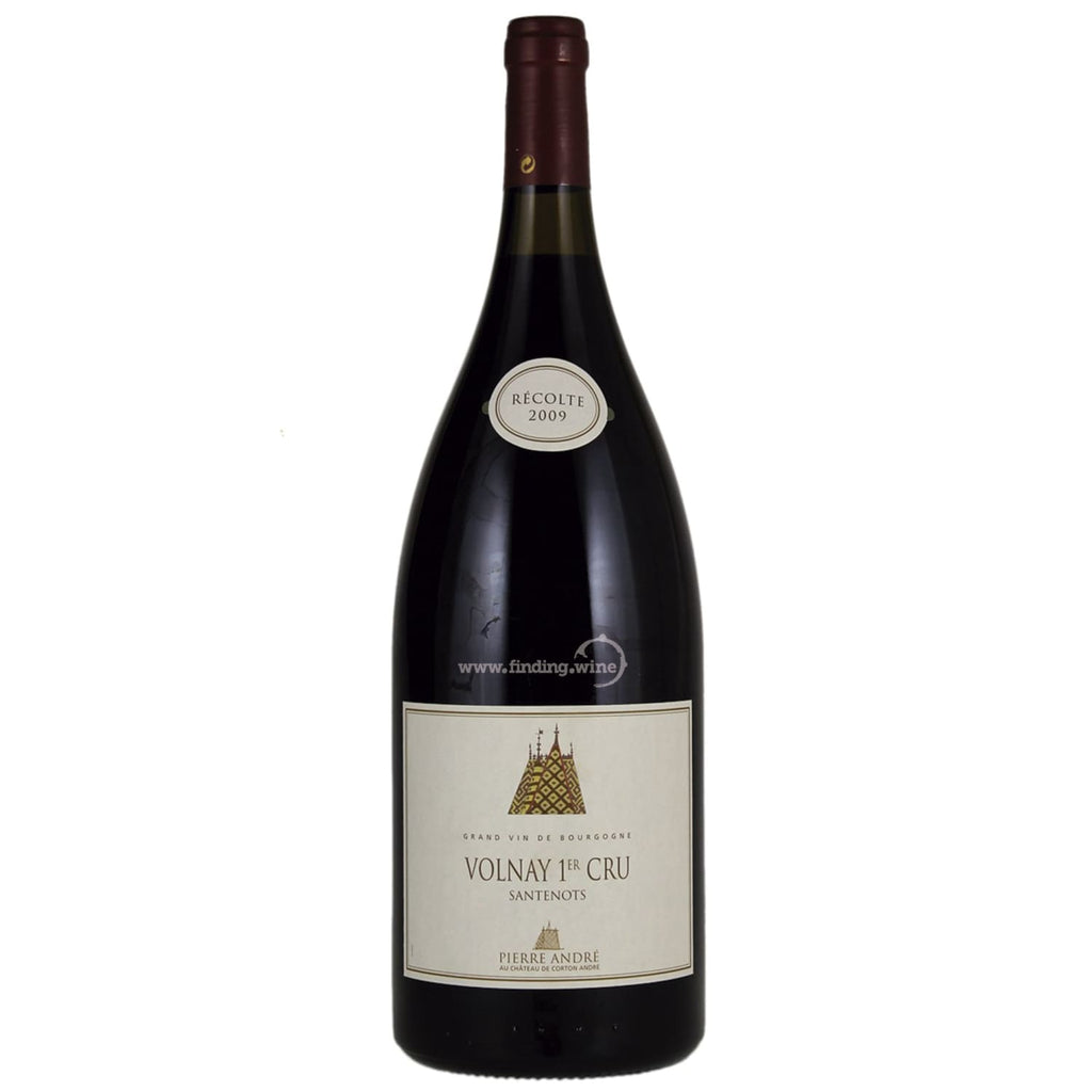 Pierre Andre _ 2009 - Volnay Santenots _ 1.5 L - Red - www.finding.wine - Pierre Andre