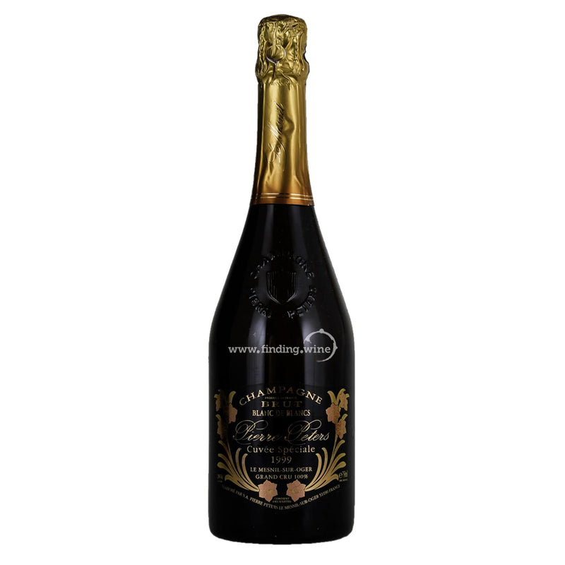Pierre Peters _ 1999 - Blanc de Blancs Cuvee Speciale _ 750 ml. - Sparkling - www.finding.wine - Pierre Peters