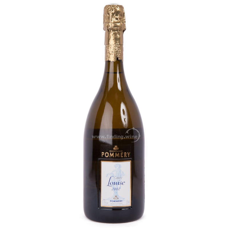 Pommery _ 2002 - Cuvee Louise _ 750 ml. - Sparkling - www.finding.wine - Pommery