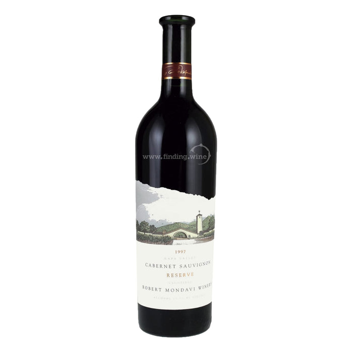 Robert Mondavi Winery 1997 - Reserve Cabernet 750 ml.