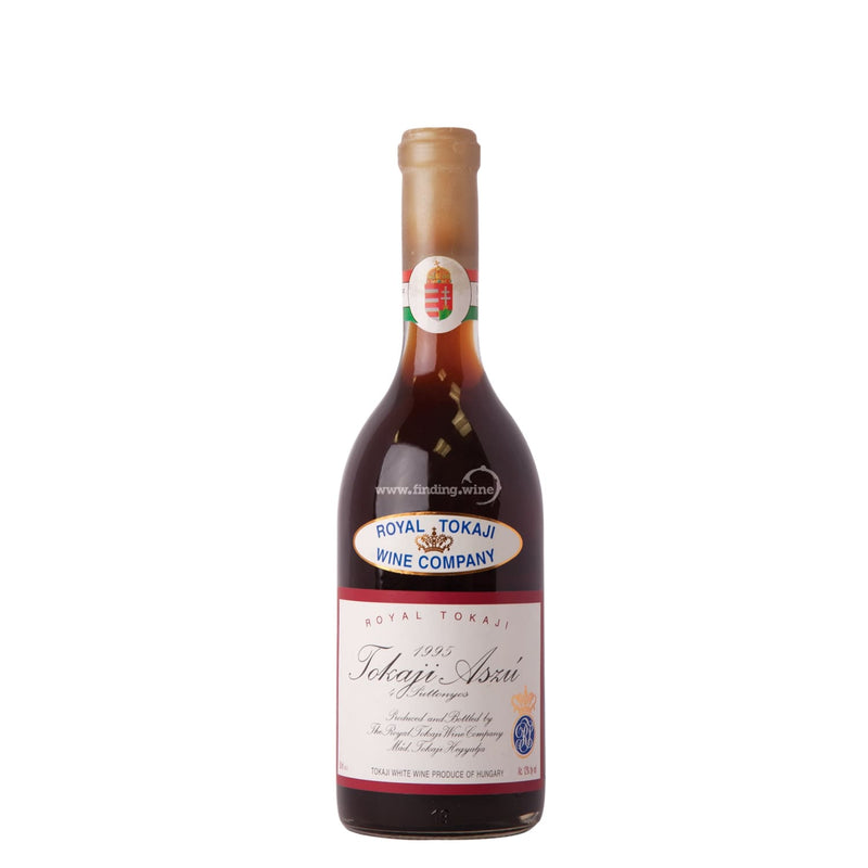 Royal Tokaji Wine Co. _ 1995 - Tokaji 4 Puttonyos Red Label _ 500 ml. - Dessert - www.finding.wine - Royal Tokaji Wine Co.