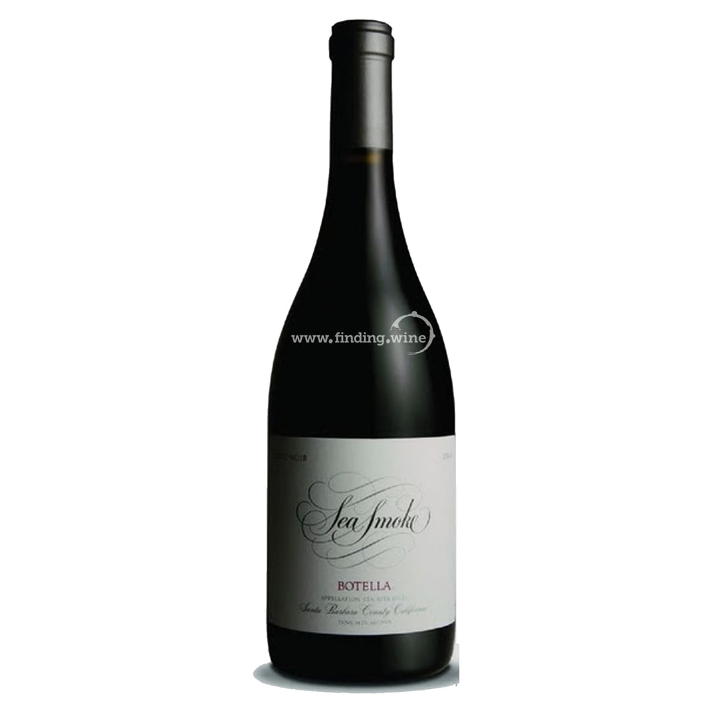 Sea Smoke Cellars _ 2004 - Botella Pinot Noir _ 750 ml. - Red - www.finding.wine - Sea Smoke Cellars