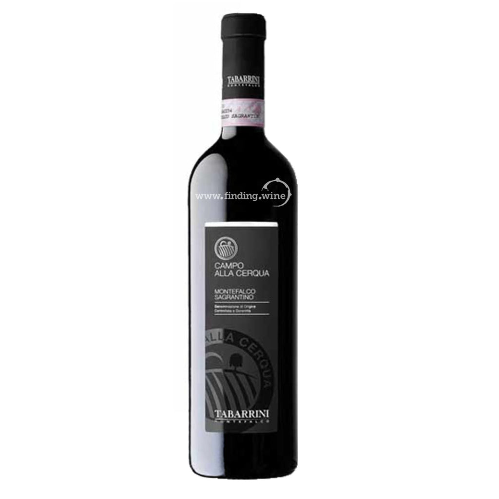 Tabarrini _ 2013 - Campo Alla Cerqua _ 750 ml. - Red - www.finding.wine - Tabarrini