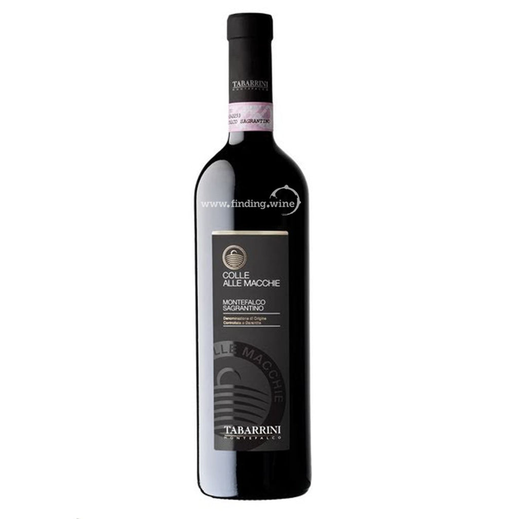 Tabarrini _ 2013 - Colle Alle Macchie _ 750 ml. - Red - www.finding.wine - Tabarrini