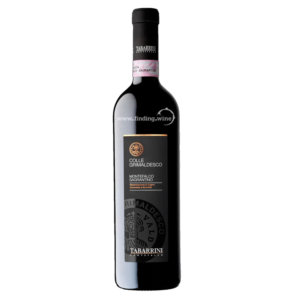 Tabarrini _ 2013 - Colle Grimaldesco _ 750 ml. - Red - www.finding.wine - Tabarrini