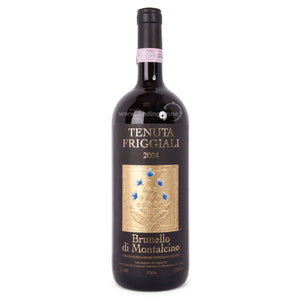 Tenuta Friggiali 2004 - Brunello di Montalcino 1.5 L |  Red wine  | Be part of the Best Wine Store online