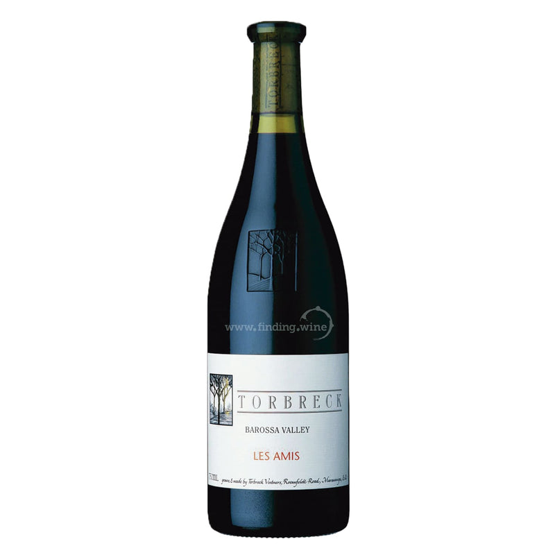 Torbreck Wines _ 2005 - Les Amis _ 750 ml. - Red - www.finding.wine - Torbreck Wines