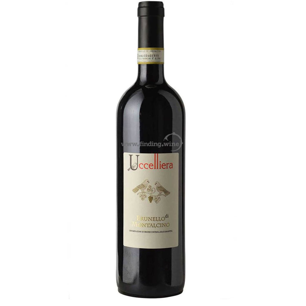 Uccelliera _ 2012 - Costabate _ 1.5 L - Red - www.finding.wine - Ucelliera