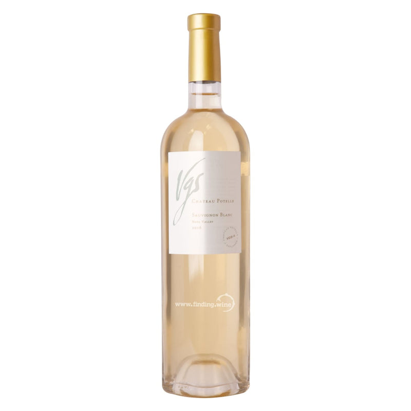 VGS Chateau Potelle _ 2016 - Explorer Sauvignon Blanc _ 750 ml. - White - www.finding.wine - VGS Chateau Potelle