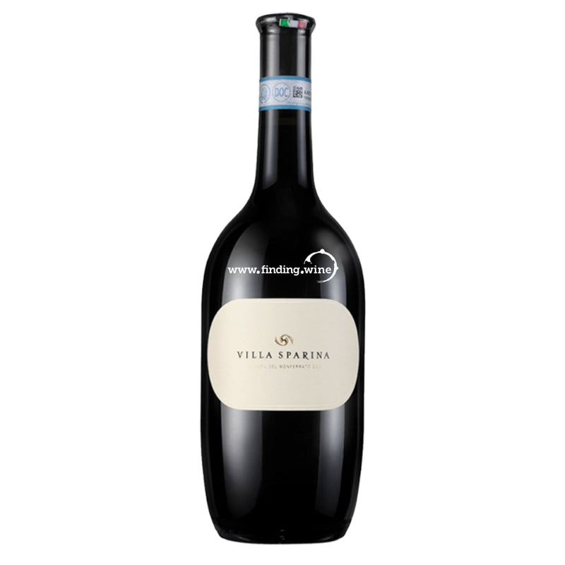 Villa Sparina _ 2017 - Barbera Monferrato DOCG _ 750 ml. - Red - www.finding.wine - Villa Sparina