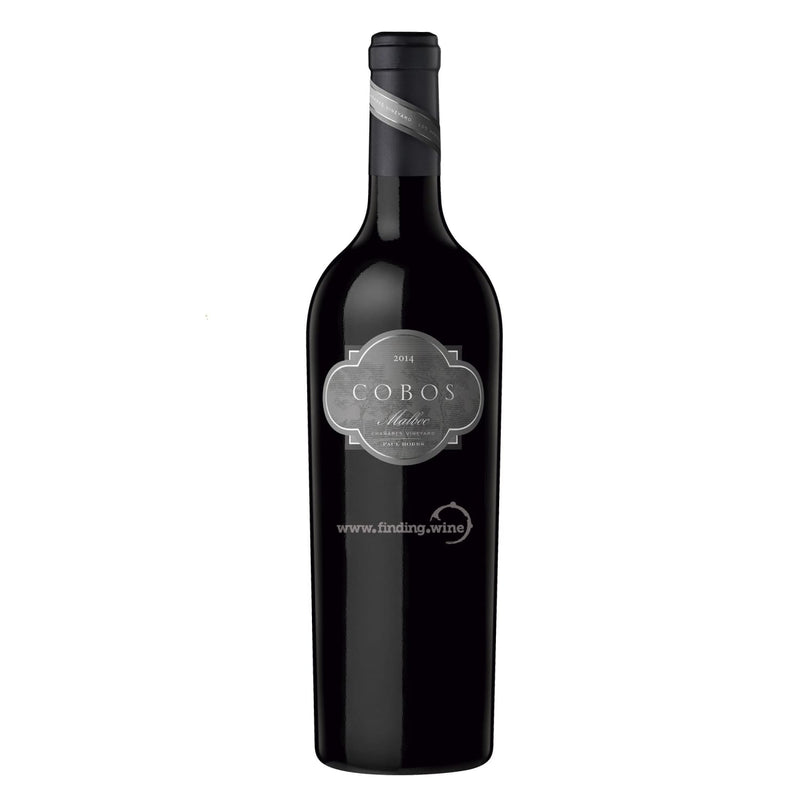 Vina Cobos _ 2014 - Cobos Chañares Vineyard _ 750 ml. - Red - www.finding.wine - Vina Cobos