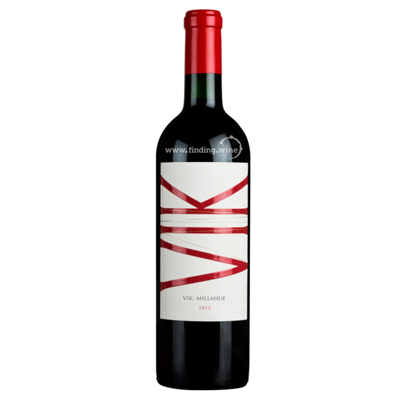 Viña Vik _ 2012 - VIK _ 750 ml. - Red - www.finding.wine - Viña Vik