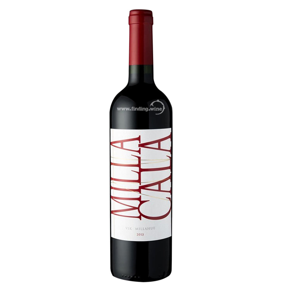Viña VIK _ 2013 - Milla Cala _ 750 ml. - Red - www.finding.wine - ViñaVIK