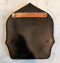 Standard Custom Leather Fire Shield
