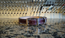 Large Leather Dog Collars