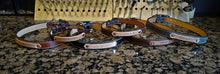 Personalized Leather Dog Collars XL