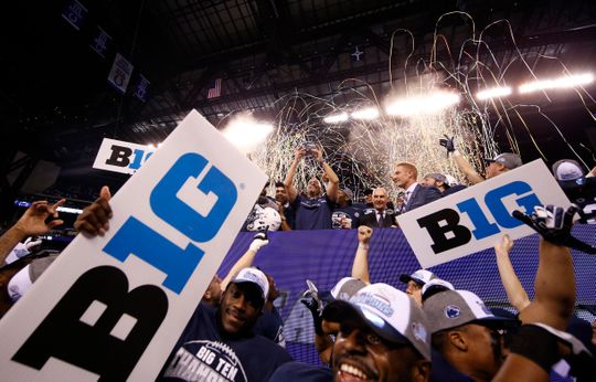 Big Ten Conference: $759 million in 2018