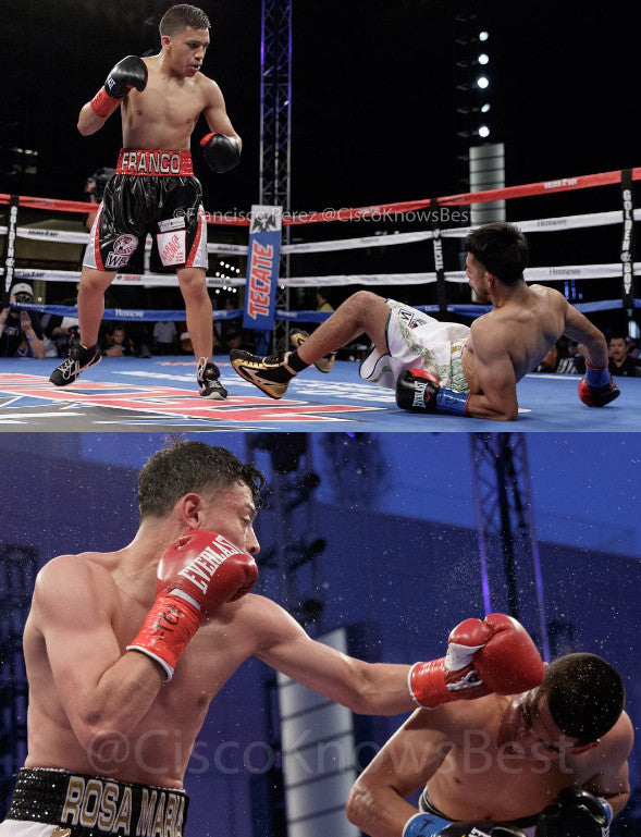 Fight Night at the Star: Franco and Tanajara Jr. WIN
