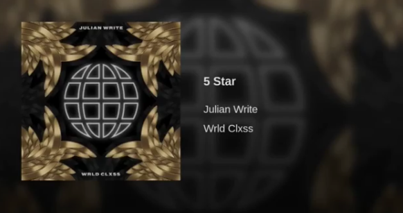 Day 23: Julian Write -  5 Star(30 Days Of Julian Write)