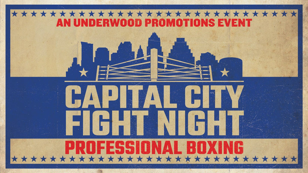 Davies Entertainment: Capital City Fight Night