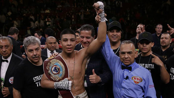 Jaime Munguia defends WBO title in 12 round war with Takeshi Inoue
