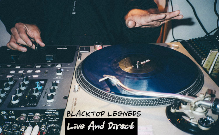 Blacktop Legends - Live and Direct