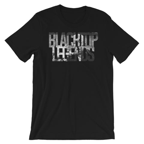 Blacktop Chiang Mai - Short-Sleeve Unisex T-Shirt
