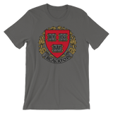 Blacktop University Short-Sleeve Unisex T-Shirt