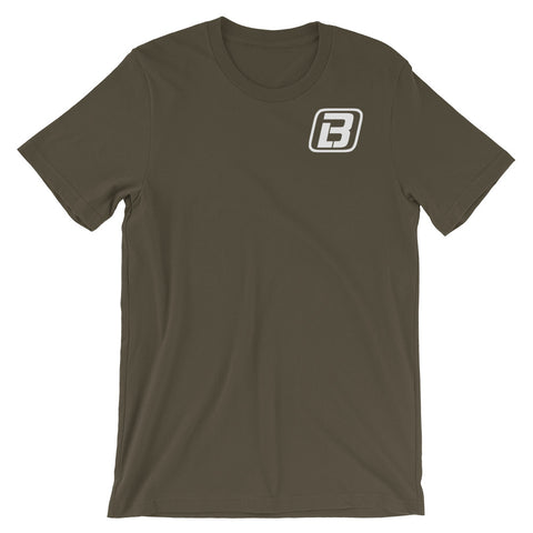 Blacktop Logo Short-Sleeve Unisex T-Shirt
