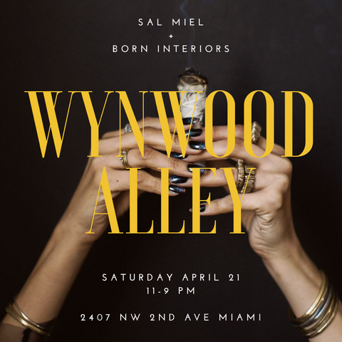 wynwood alley miami pop up market shopping weekend 420