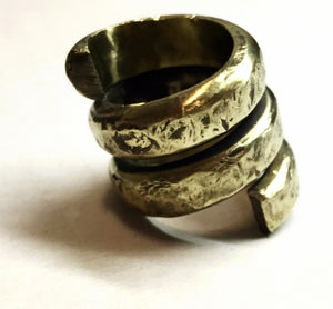 SADIE FORGED RING