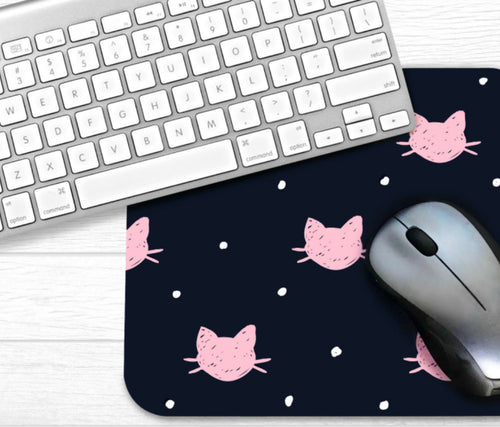 The Cat's Meow Mousepad