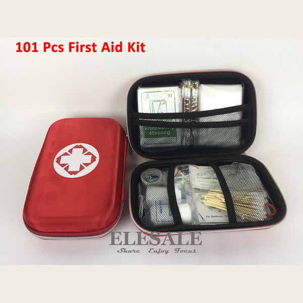 First Aid Kit For Family 101 pieces Stocked