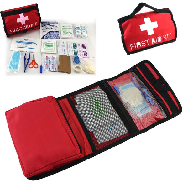 Personal First Aid Kit - Stocked