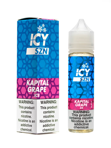 [product vendor] - Kapital Grape Ice - E-Juice - dxlcollective