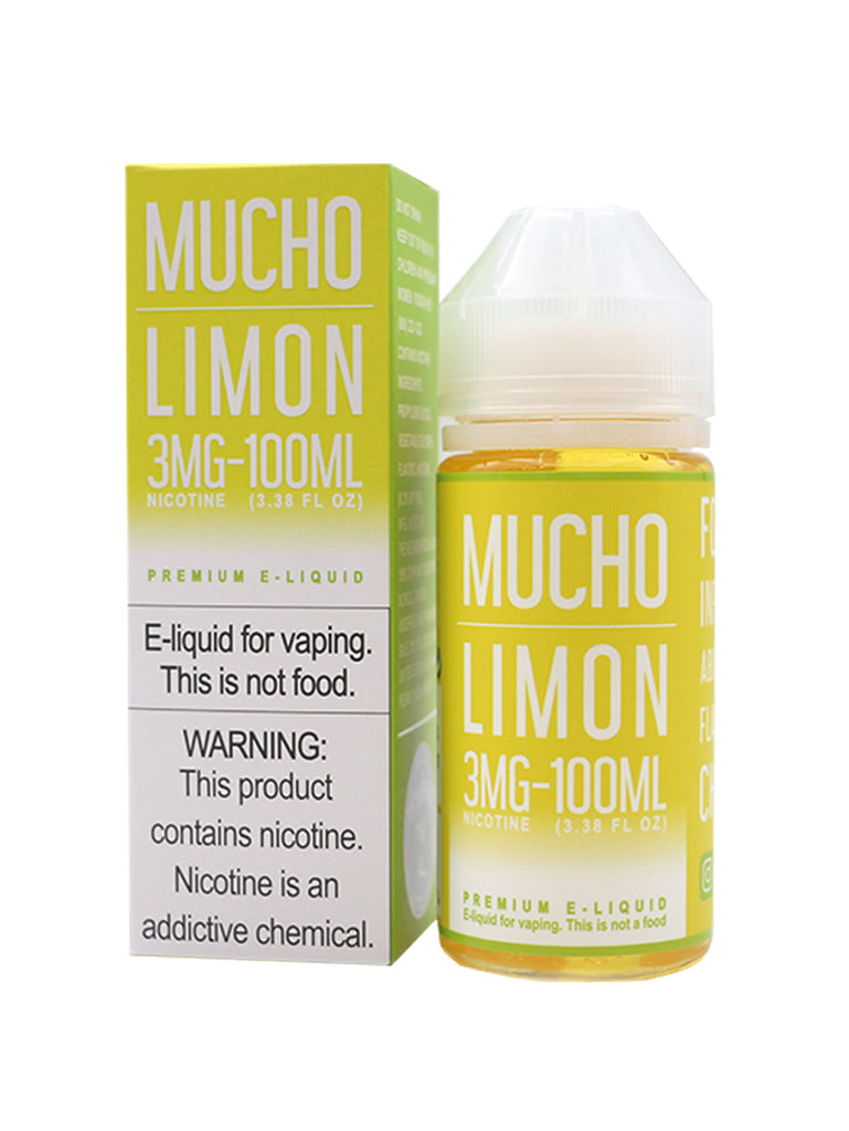[product vendor] - Mucho Limon - E-Liquid - dxlcollective