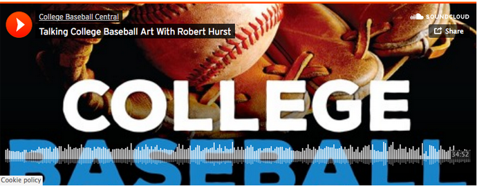 College Baseball Central Podcast with Robert Hurst December 2018