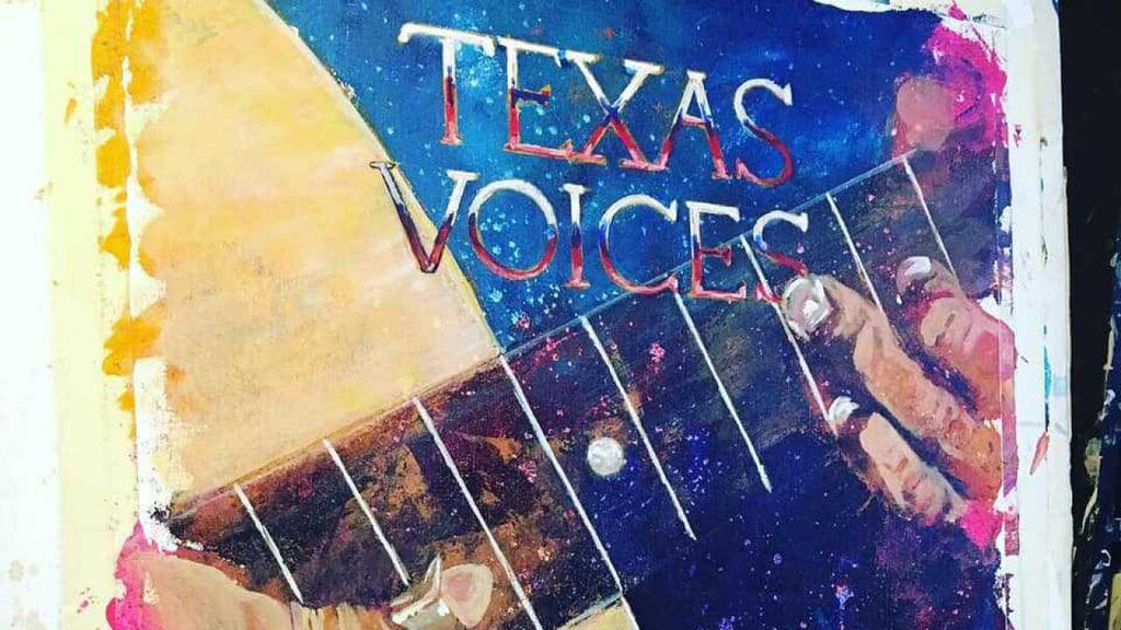Texas Voices: Robert Hurst Interview April 2019