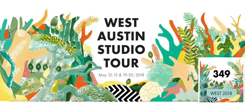 West Austin Studio Tour 2018